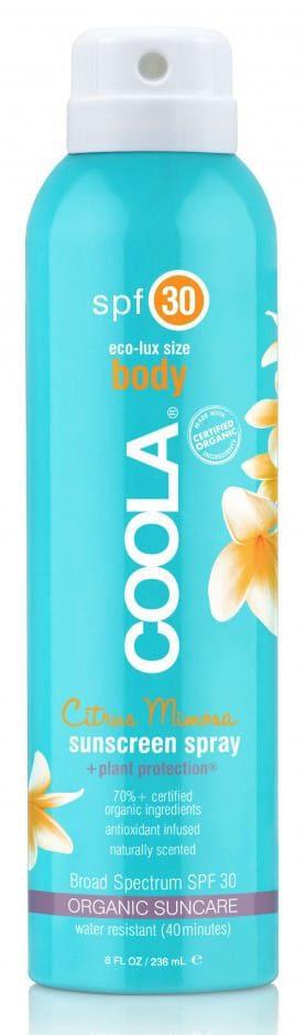 COOLA - Sport Spray SPF30 - Citrus Mimosa-0