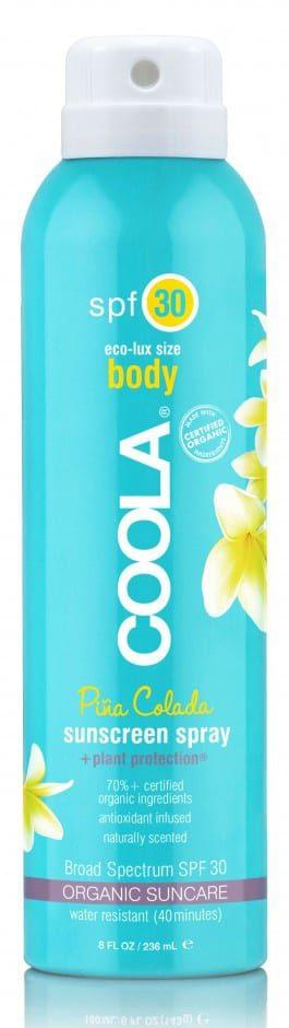 COOLA - Sport Spray SPF30 - Pina Colada-0