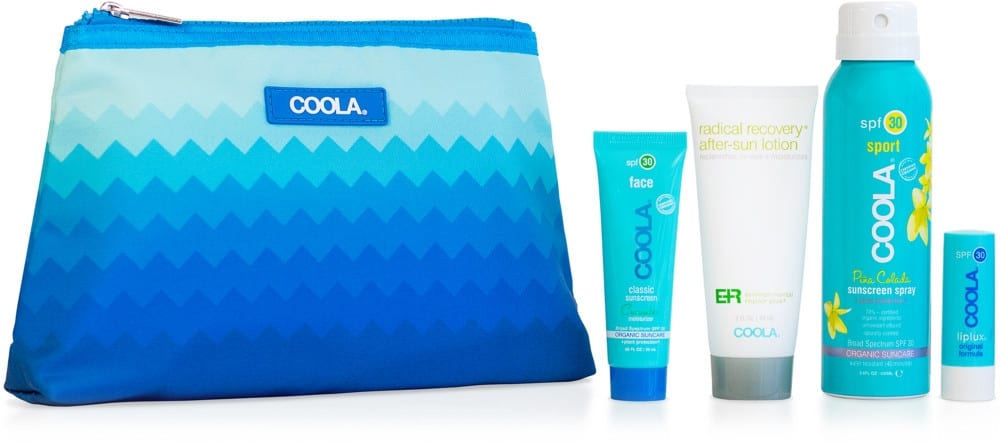 COOLA - Signature Travel Kit-0